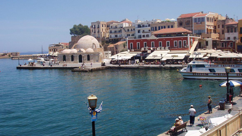 Chania-in-Crete