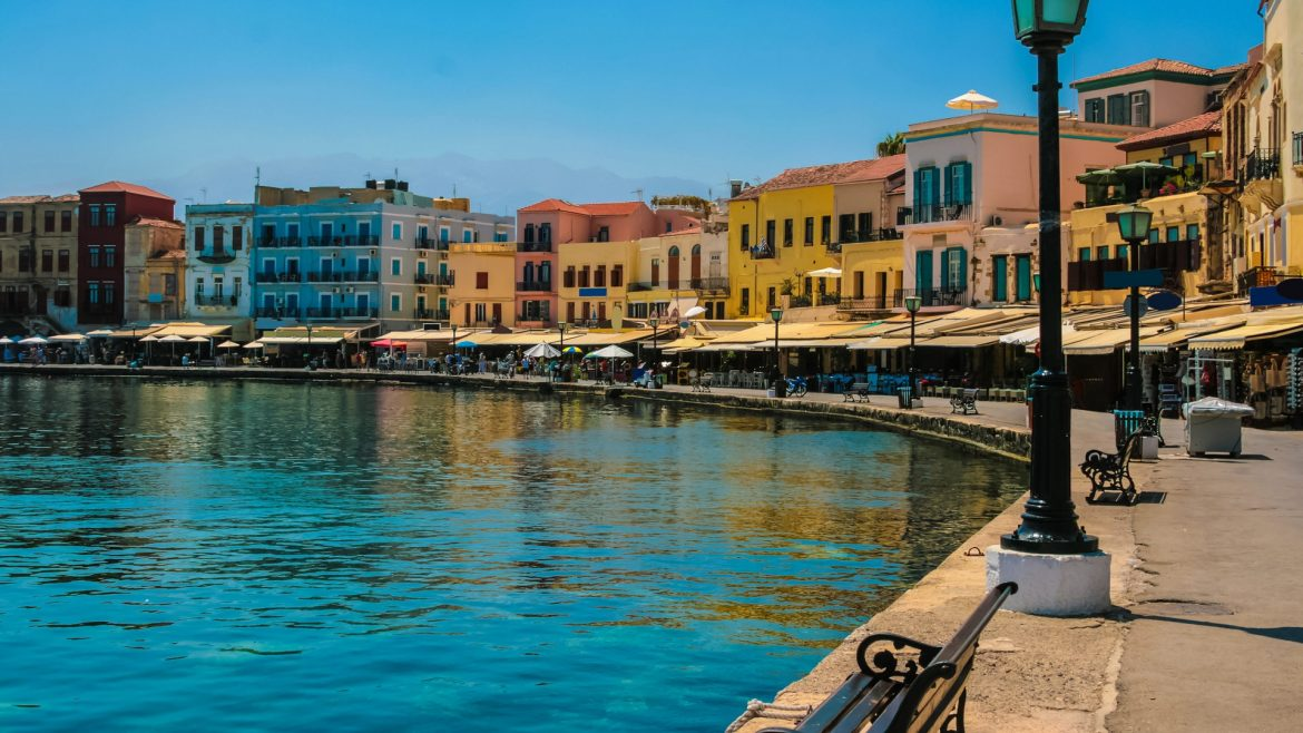 Chania-on-island-of-Crete