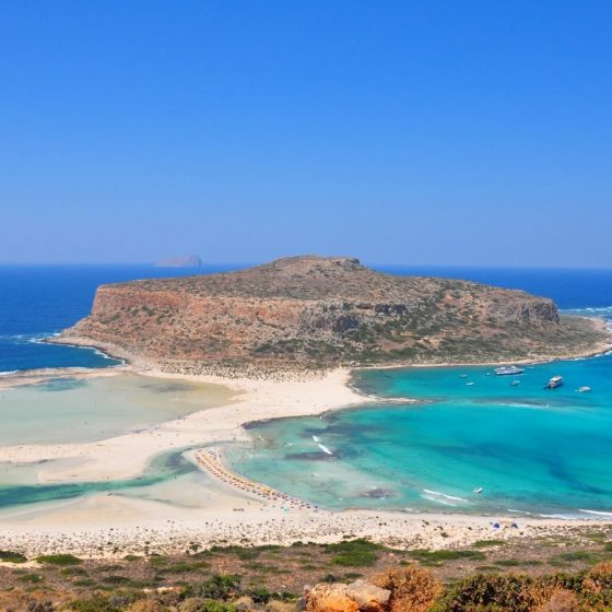 Greece-Crete-Elafonissi-pink-beach